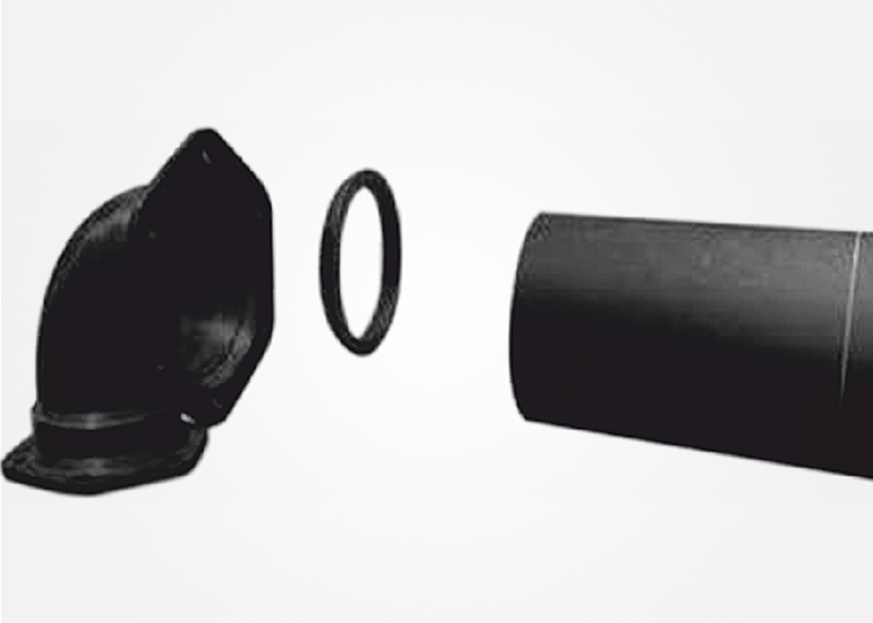 C I pipe joint Rubber Ring